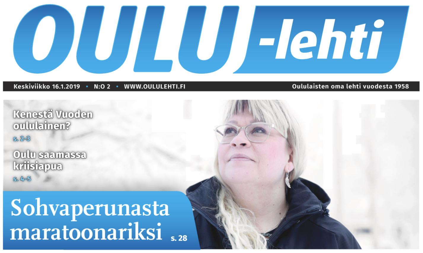 Hanna-Ikonen-Oululehti-19012019