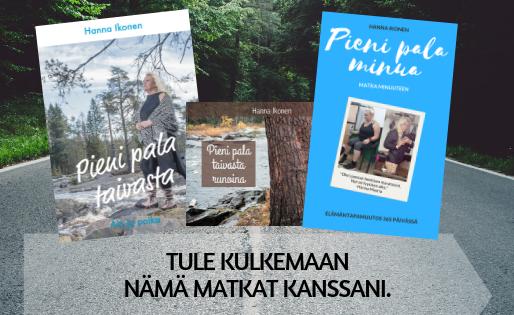 Hanna-Ikonen-kirjailija-kirjat